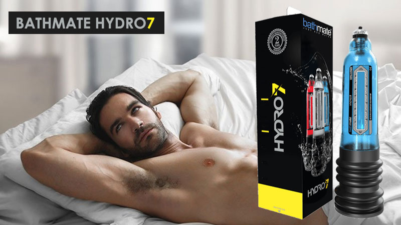 Bathmate Hydro7 Review – Best Penis Pump for 2020!