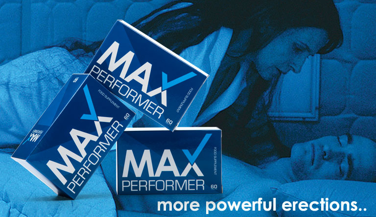 Max Performer Review – Best Male Enhancement Pills for Prolong Sex!