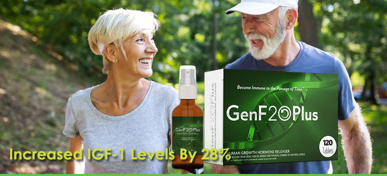GenF20 Plus Review – The Original Human Growth Hormone Releaser