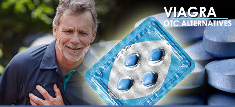 Top 3 Natural Alternatives for Viagra in 2020! [OTC Substitute]