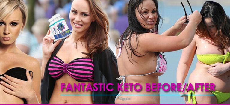 Fantastic Keto Customer reviews and before after results