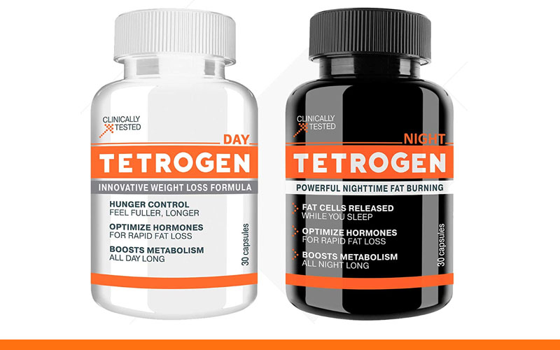 Tetrogen day and night weight loss pills
