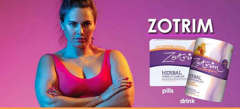 Zotrim Weight Loss Pills and Zotrim Plus Fibre Drink Mix Review
