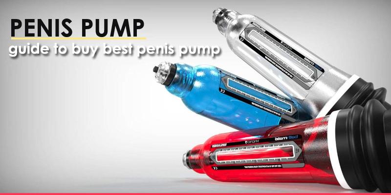 penis pumps make your dick bigger