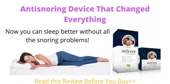 anti-snoring device that work