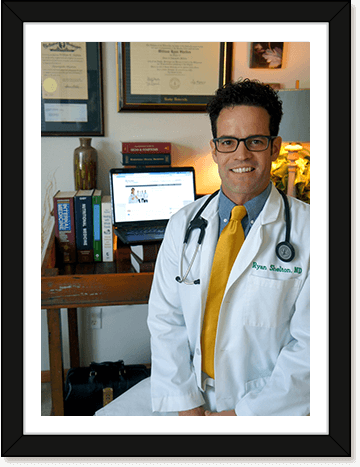 Dr. Ryan Shelton - medical director at Zenith Labs.