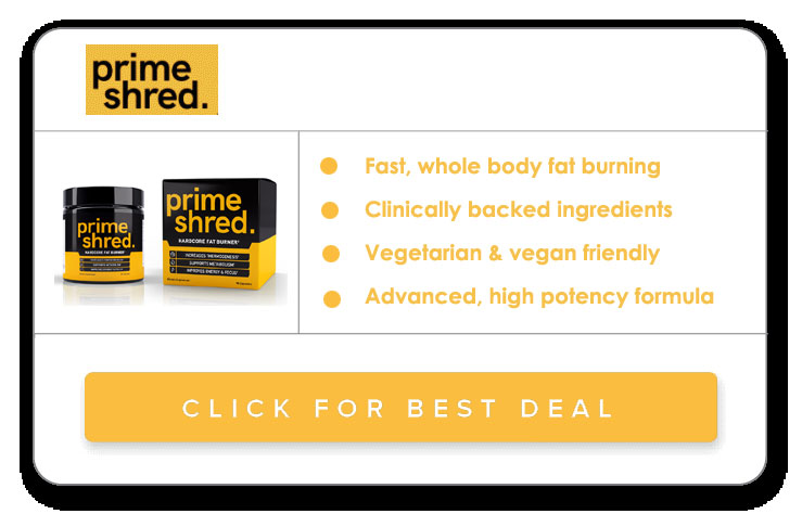 Buy Prime shred from official website only