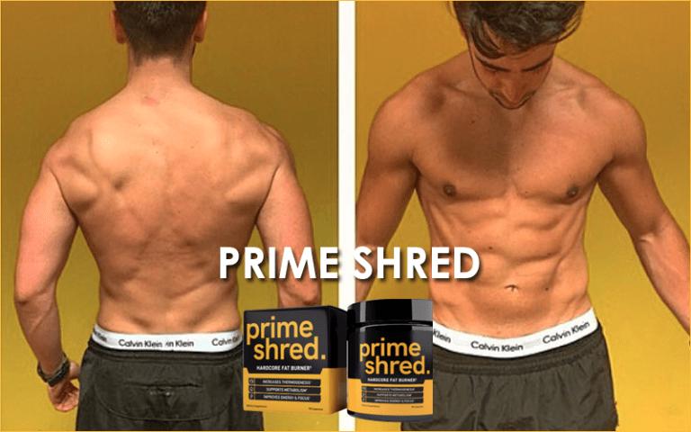 Prime Shred fat burning results 2021